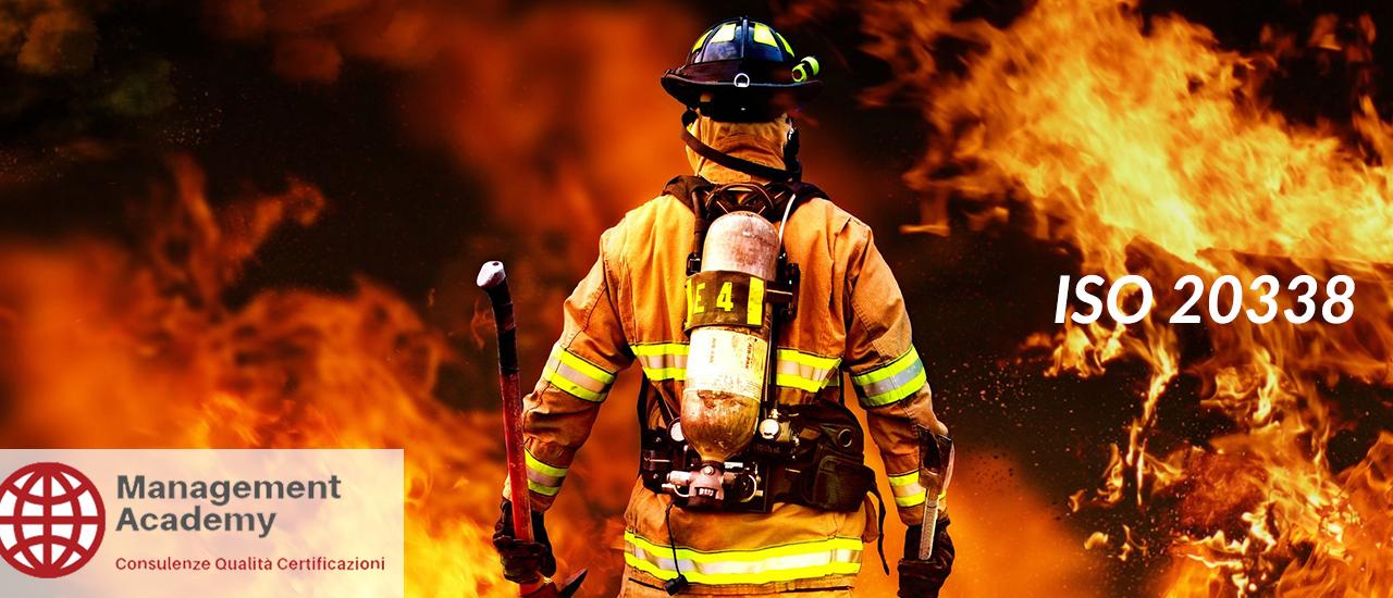 Ridurre l'ossigeno per prevenire gli incendi! Nuovo standard ISO pubblicato!