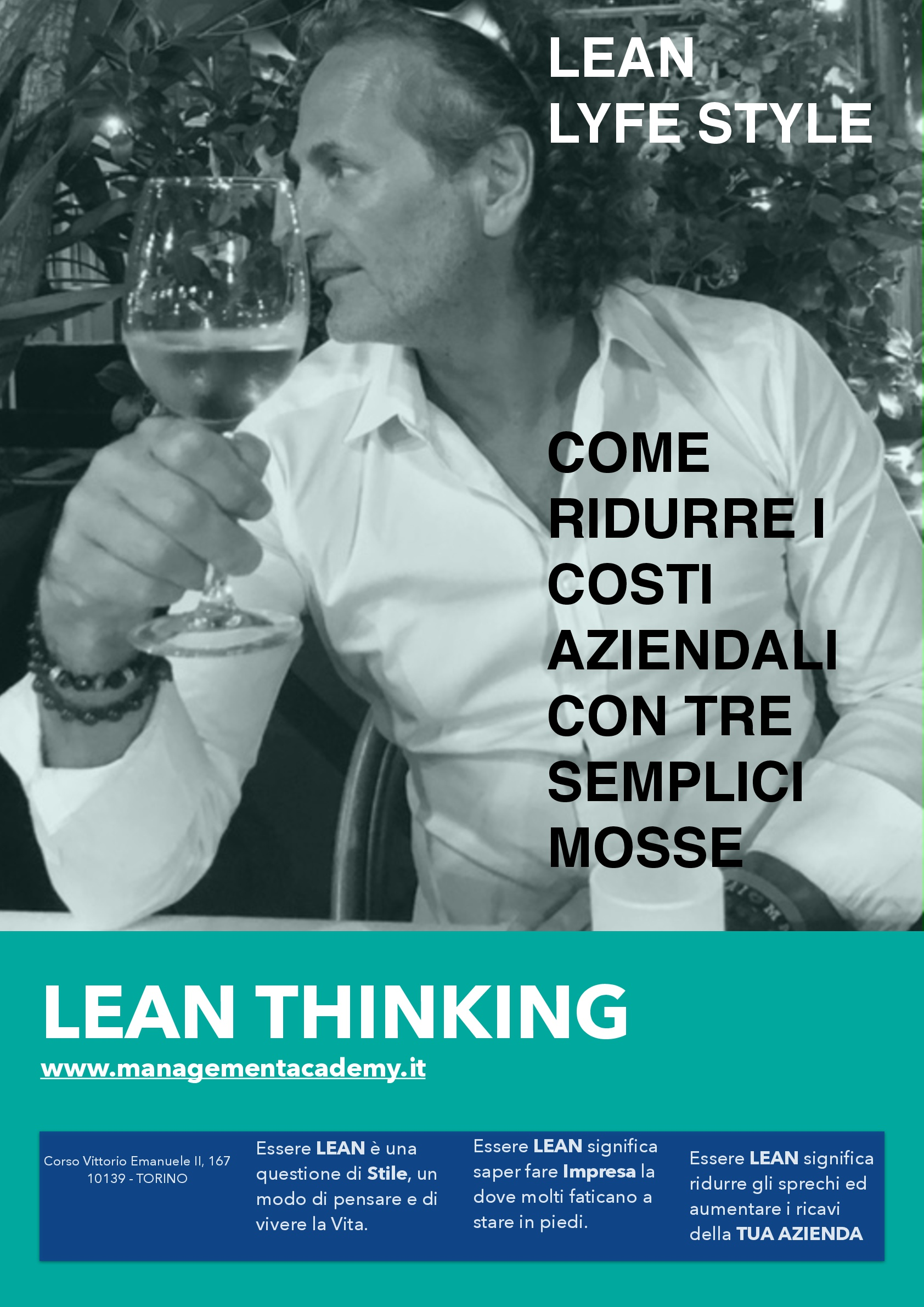 LEAN THINKING & LIFE STYLE