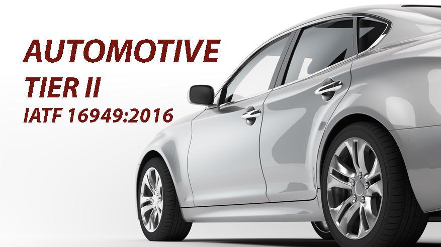 LO SVILUPPO DELLA CATENA DI FORNITURA AUTOMOTIVE: Il ruolo dei fornitori TIER TWO e la certificazione IATF 16949:2016.