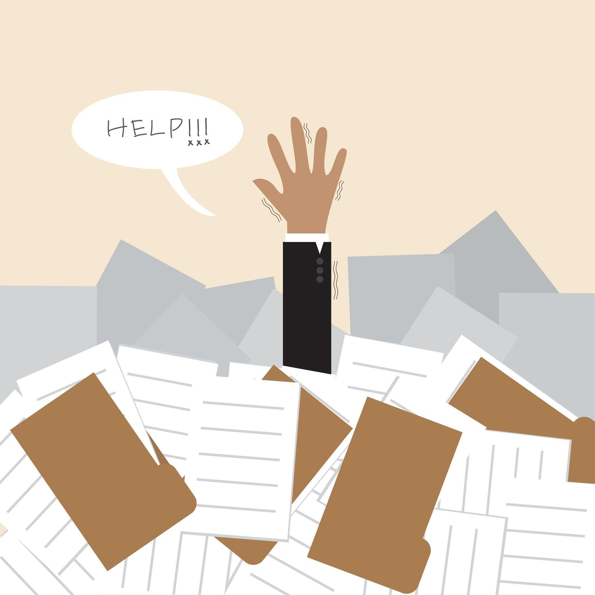 Disordine In Ufficio.Troppo Disordine Nel Tuo Ufficio Sei Sommerso Dai Documenti